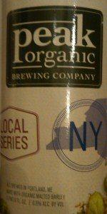 Peak Organic Local Series NY