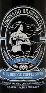 Blue Bridge Coffee Stout