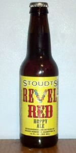Revel Red Hoppy Ale
