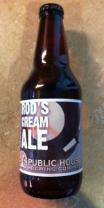 Rod's Cream Ale