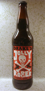 Drake's Jolly Rodger 2011