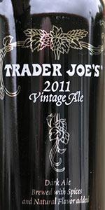 Trader Joe's 2011 Vintage Ale