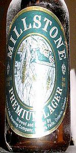 Millstone Premium Lager