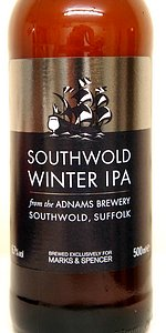 Marks & Spencer Southwold Winter IPA