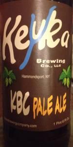 KBC Pale Ale