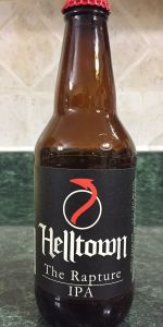 Helltown The Rapture IPA