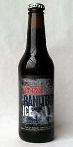 Granitbock Ice