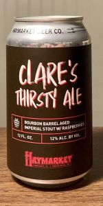 Clare's Thirsty Ale