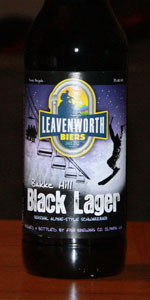 Leavenworth Bakke Hill Black Lager