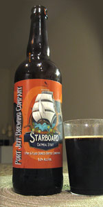 Starboard Oatmeal Stout