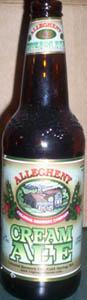 Allegheny Cream Ale