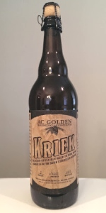 Hidden Barrel Kriek