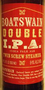 Boatswain Twin Screw Steamer
