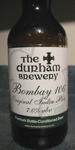 Bombay 106 Original India Pale