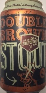 Double Brown Stout