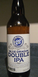 Dragon Series Blue Dragon Double IPA