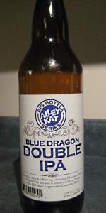Dragon Series Blue Dragon Double IPA