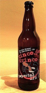 Cinco De Drinco - The Beer Shoppe 5th Anniversary Ale