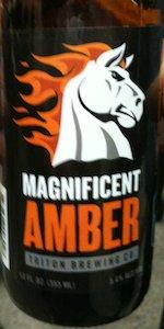 Magnificent Amber