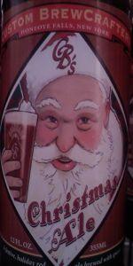 CB's Christmas Ale
