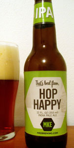 Hop Happy India Pale Ale