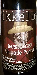 Texas Ranger (Chipotle Porter) - Speyside Barrel Aged
