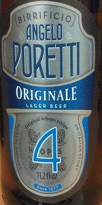 Poretti Originale Chiara 4 Luppoli