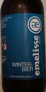 Emelisse Winterbier