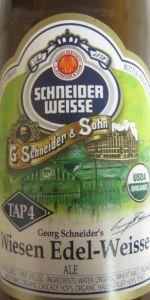 Schneider Weisse Tap 4 Wiesen Edel-Weisse