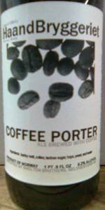 Costa Rica (Coffee Porter)