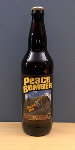 Peace Bomber German Lager