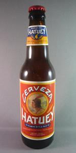 Hatuey Cuban Style Ale