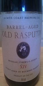 Old Rasputin XIV Anniversary