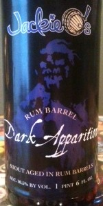 Rum Barrel Dark Apparition