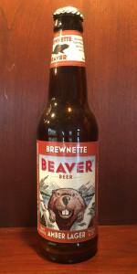 Beaver Beer Brewnette