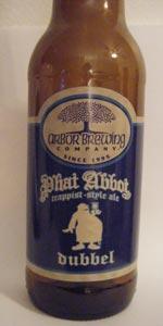 Arbor Brewing Phat Abbot Belgian Dubbel