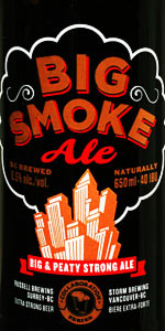 Big Smoke Ale