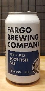 Stone's Throw Scottish Ale