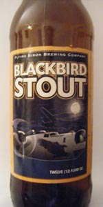 Blackbird Oatmeal Stout