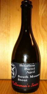 Bourbon Barrel Aged South Mountain Stout