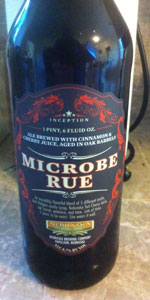 Inception Series #02 - Microbe Rue