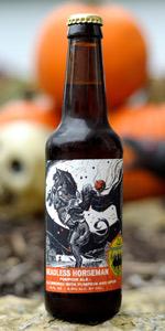 Headless Horsemen Pumpkin Ale