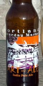 Portland State IPA / Portland Saturday Market IPA