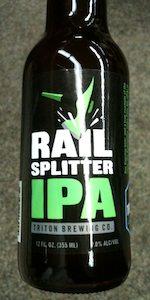 Railsplitter IPA
