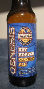 He'Brew Genesis Dry Hopped Session Ale