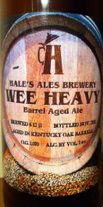 Wee Heavy (Barrel Aged)