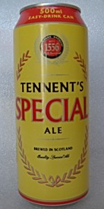 Tennent's Special (70 Shilling)
