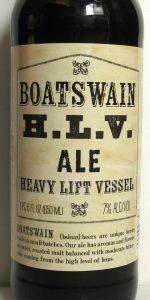 Boatswain H.L.V. Ale (Heavy Lift Vessel)