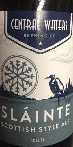 Sláinte Scottish Style Ale
