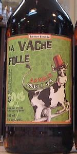 La Vache Folle Double IPA - Aramis